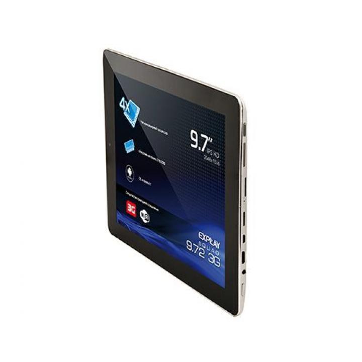 Ремонт  Explay sQuad 9.72 3G в Самаре