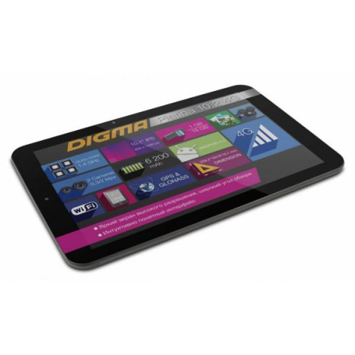 Ремонт  Digma Platina 10.2 4G в Самаре